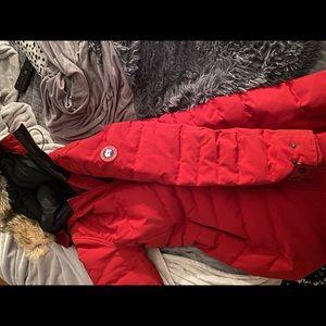 Canada goose women's Loretta parka